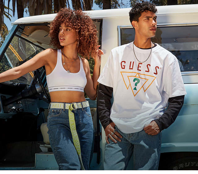 GUESS Originals for women and men