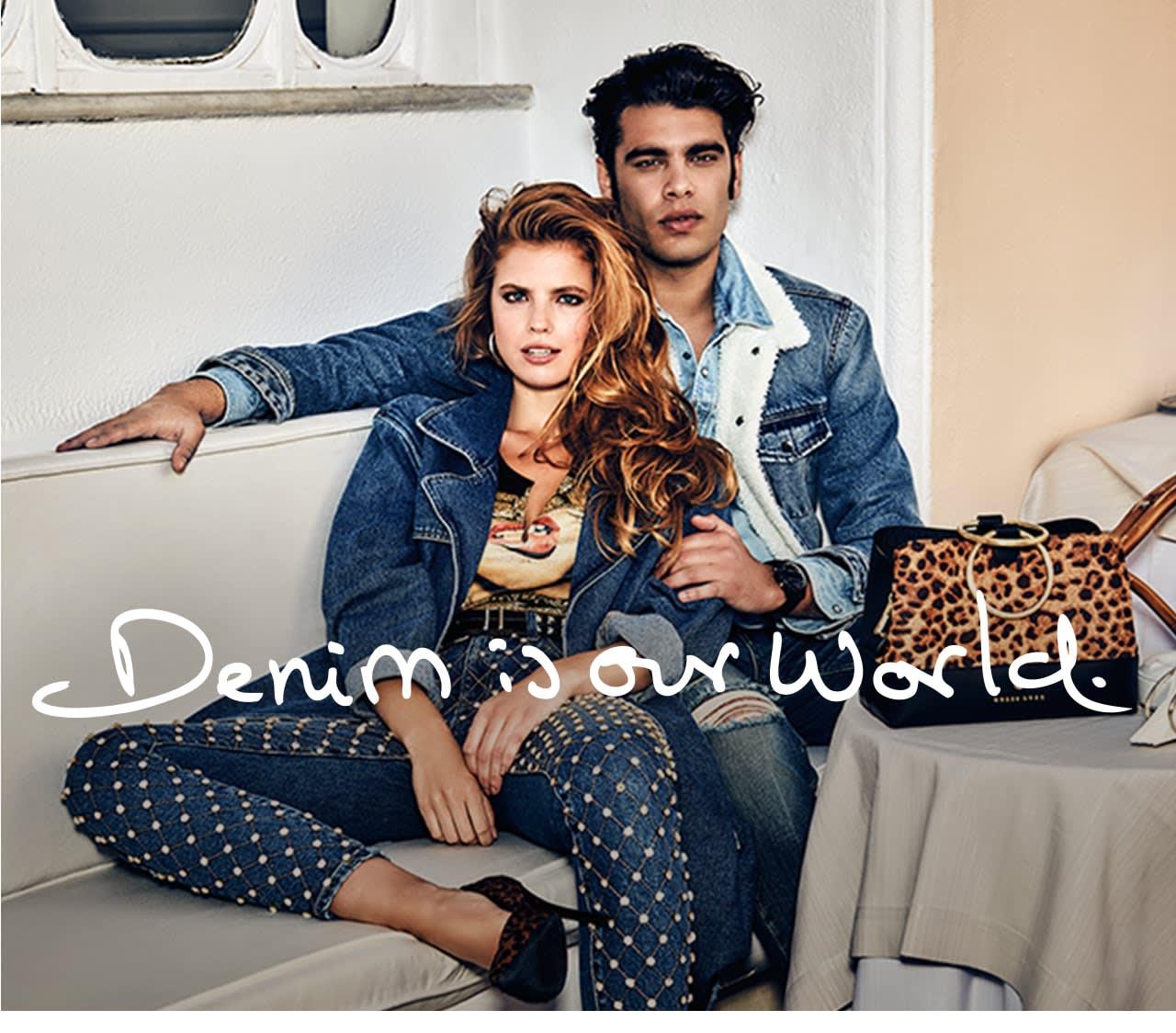 Denim for women and men