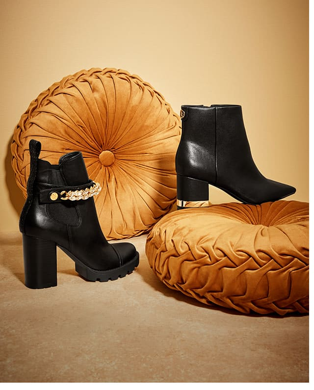 Women's shoes, boots and booties
