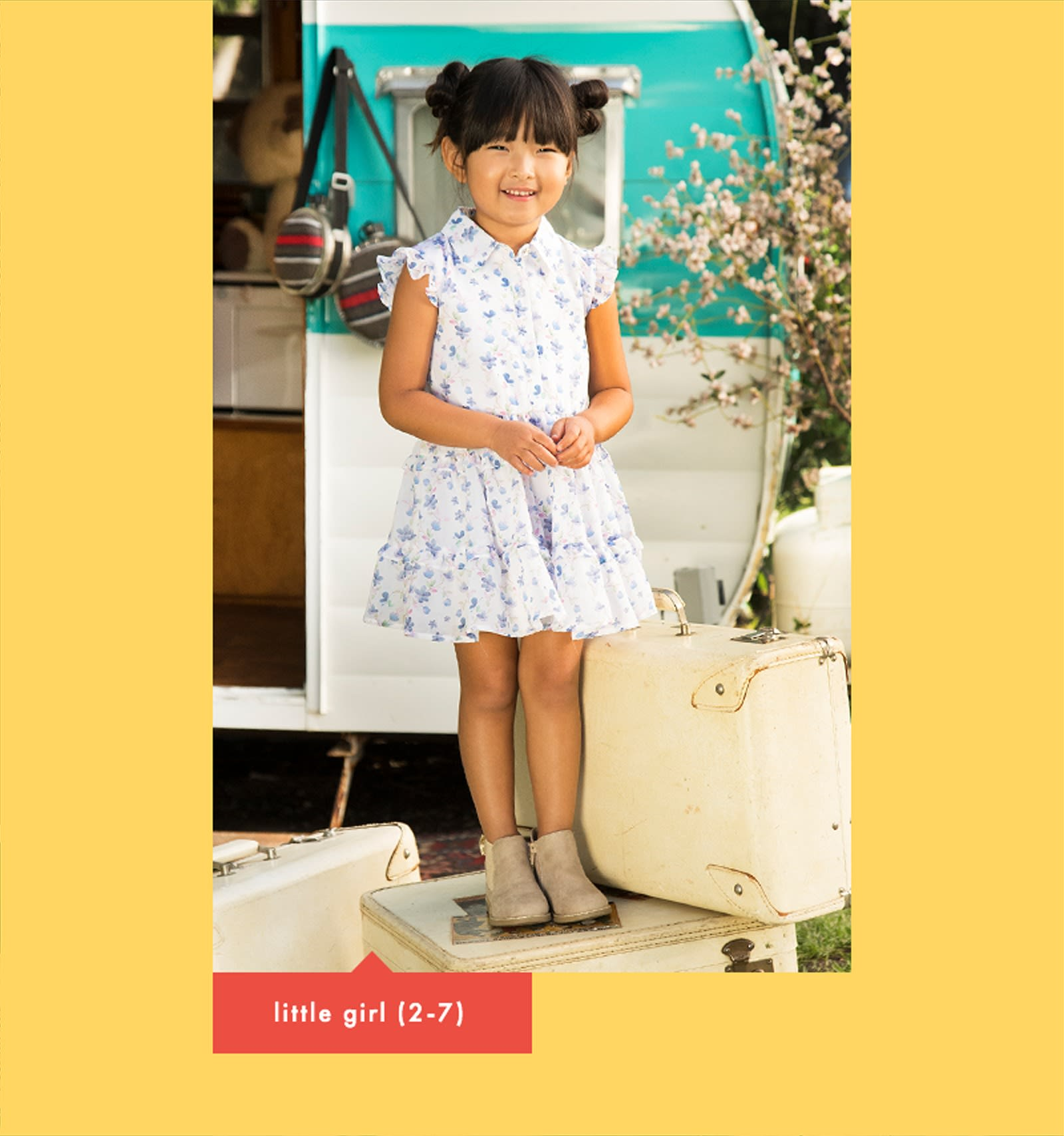 little girl 2-7