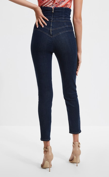 Womens smart GUESS jeans