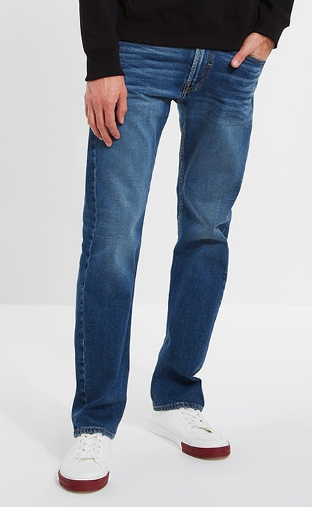 Mens smart GUESS jeans