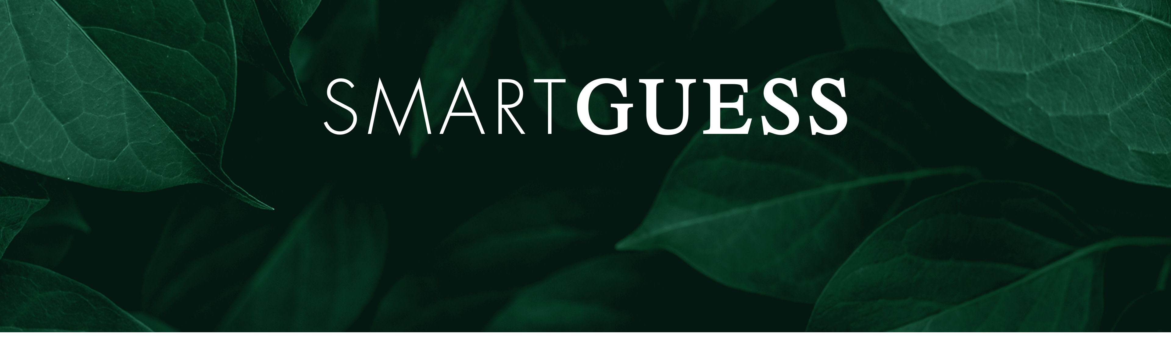 Smart GUESS eco collection