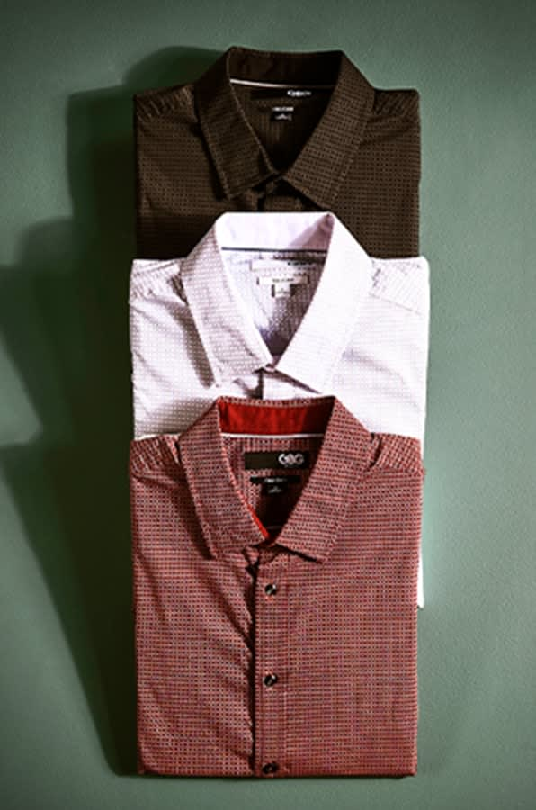 men's button-down shirts on sale