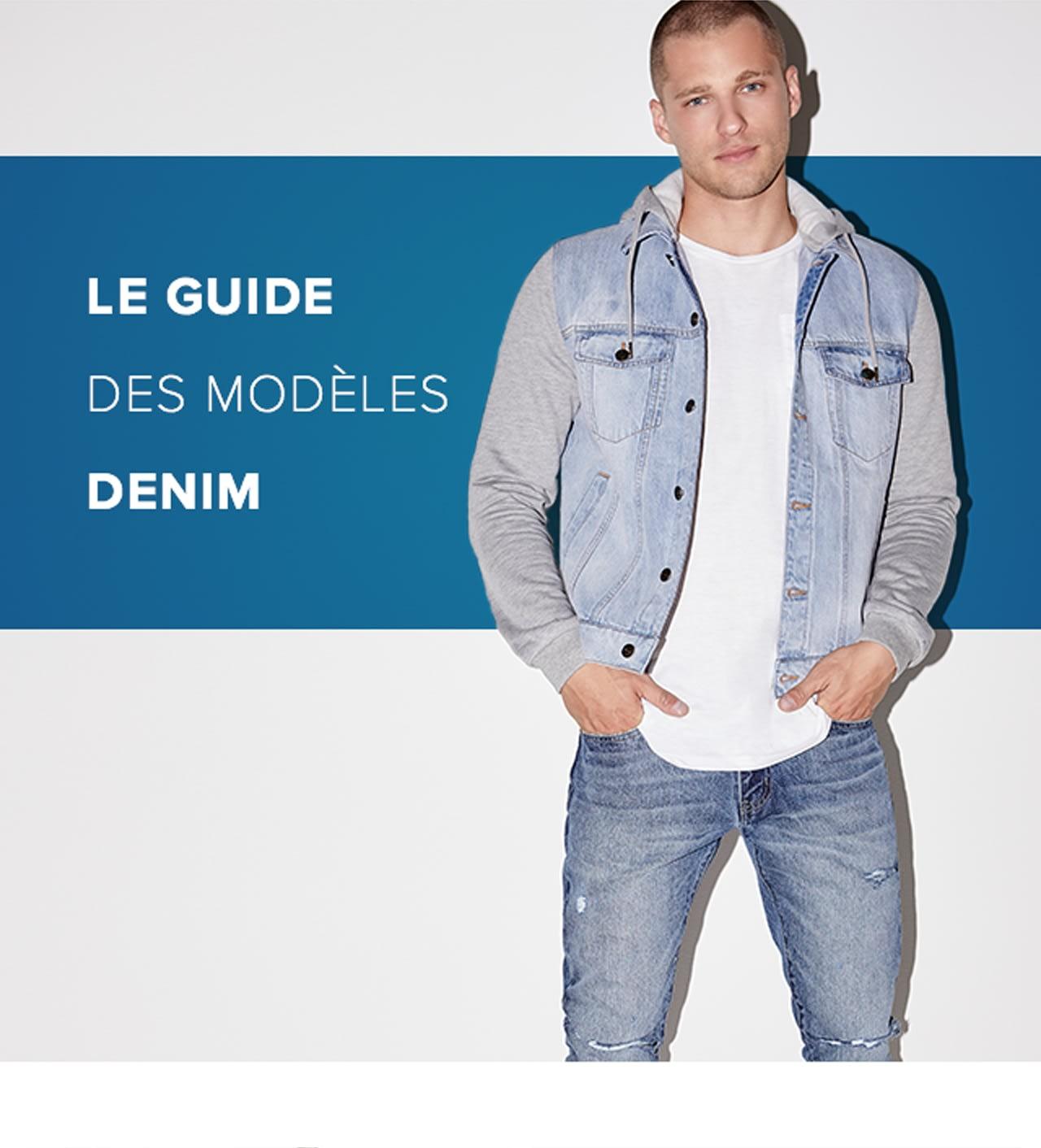 Denim Style Guide