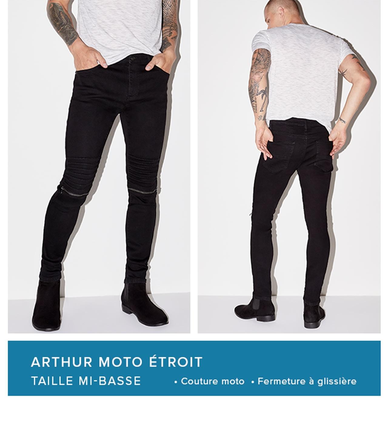 Arthur Moto Skinny
