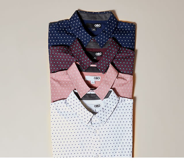 GUESS Button Downs