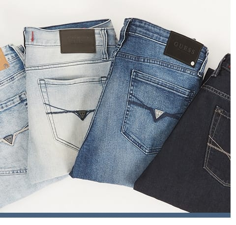 DENIM FROM $35