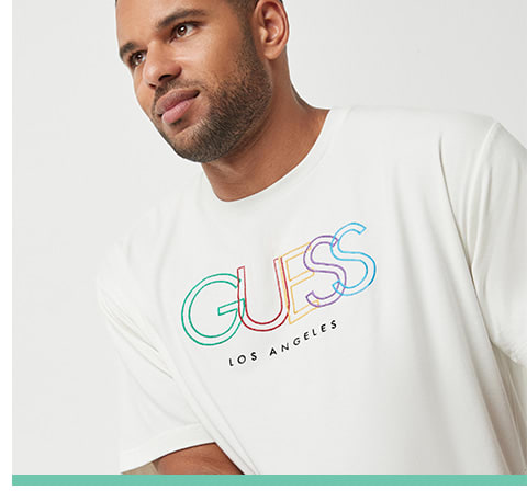 MEN'S TEES FROM $18