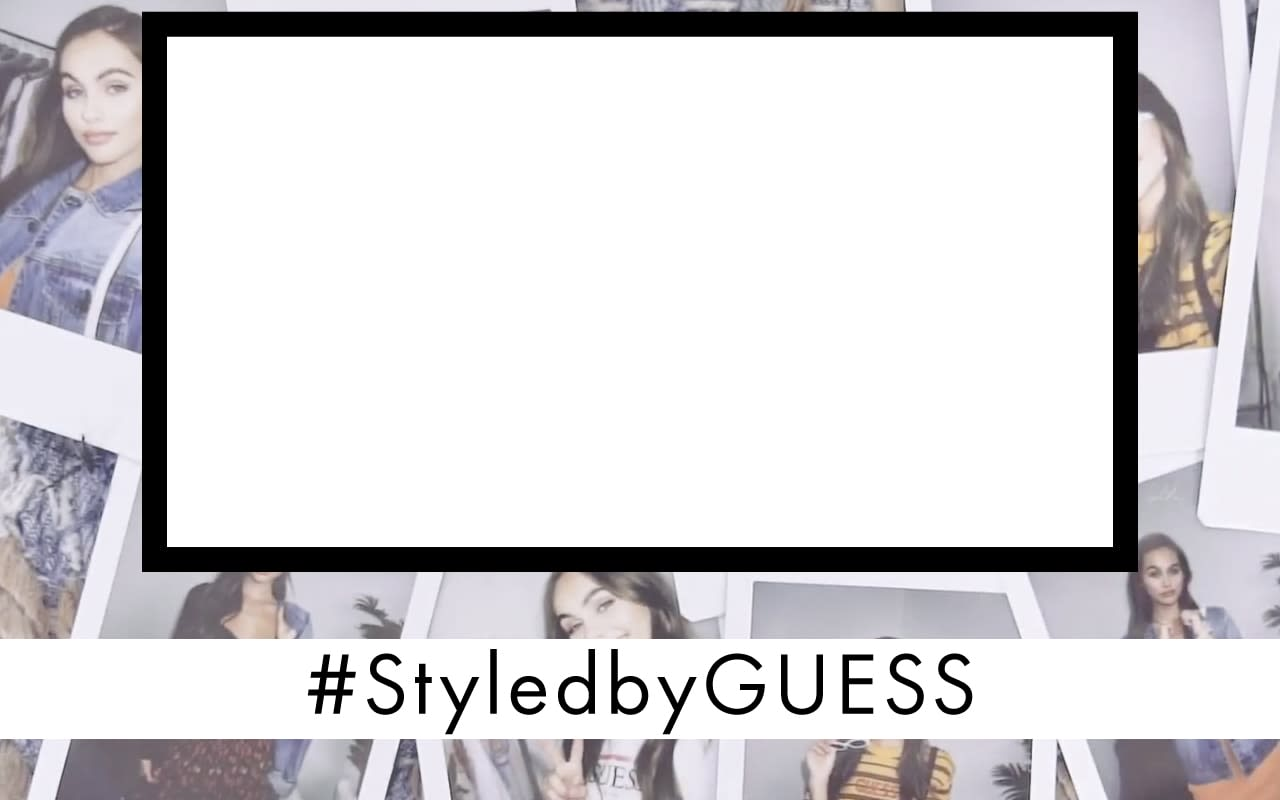 Styled By GUESS