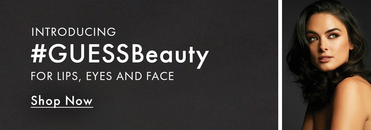 Introducing #GUESSBeauty