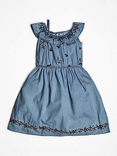 b7d781022 Ropa Niña 0-16 Años | GUESS Kids EXTRA 20% OFF on Sale Items