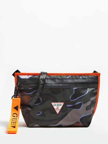 Details zu Neu Guess Lack Handtasche Henkeltasche Tasche Carry All Bag Teanna Bordeaux 140