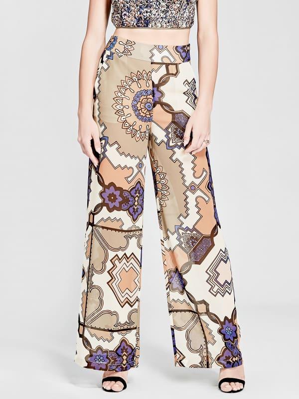 Pantalon Marciano Ample