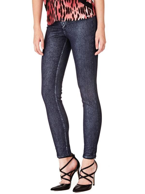 GUESS Jeans Marciano Glitteroptik
