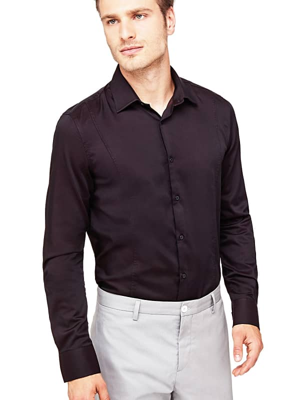 GUESS Hemd Marciano Aus Baumwolle