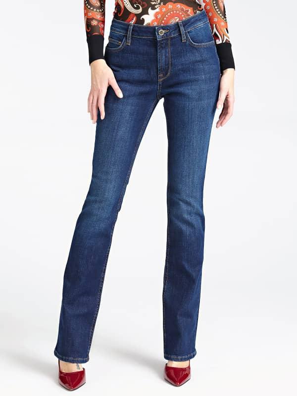 Jeans Modele 5 Poches Bas Évasé Marciano