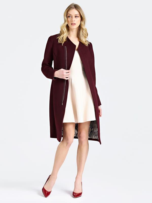 Manteau marciano poches