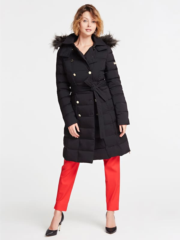 Trench Ouatine Marciano