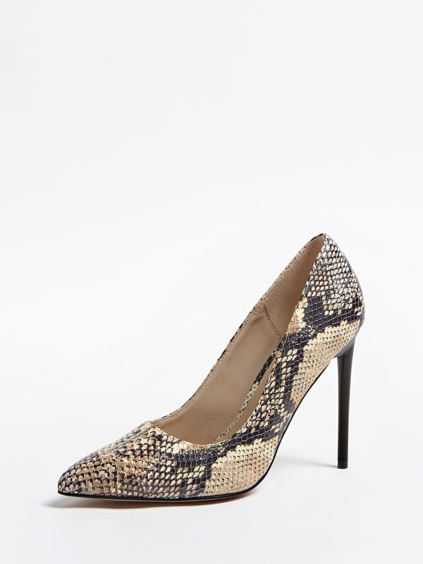 Pumps Marciano Echtes Pythonleder | Schuhe > Pumps | Marciano Guess