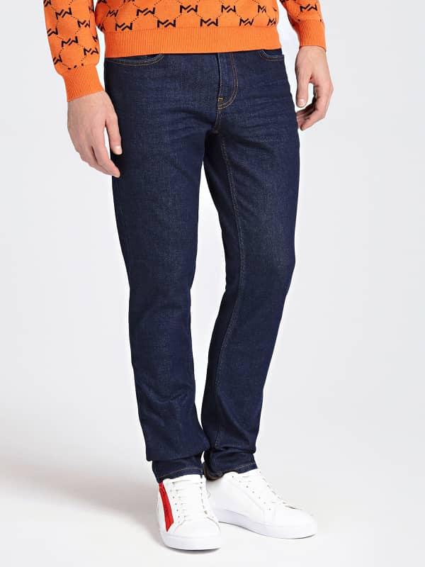 Pantalon en jean 5 poches slim marciano
