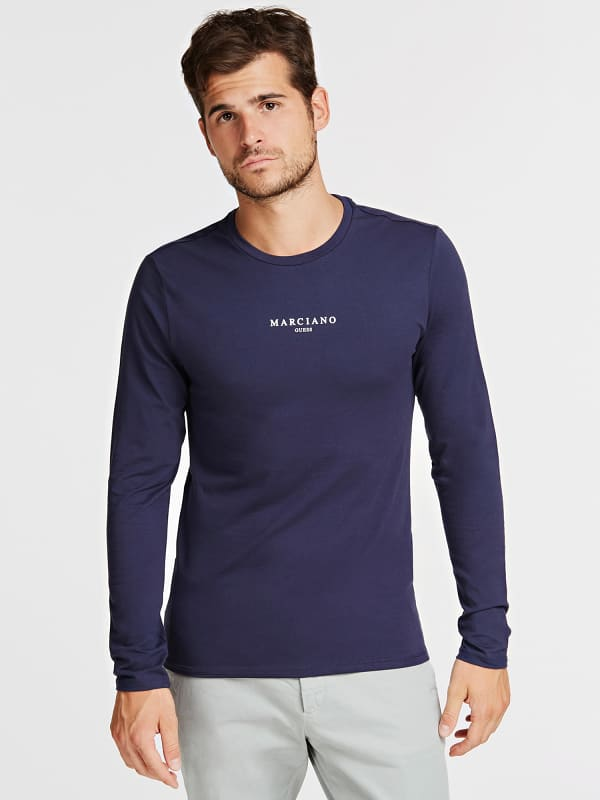 T shirt jersey stretch marciano logo