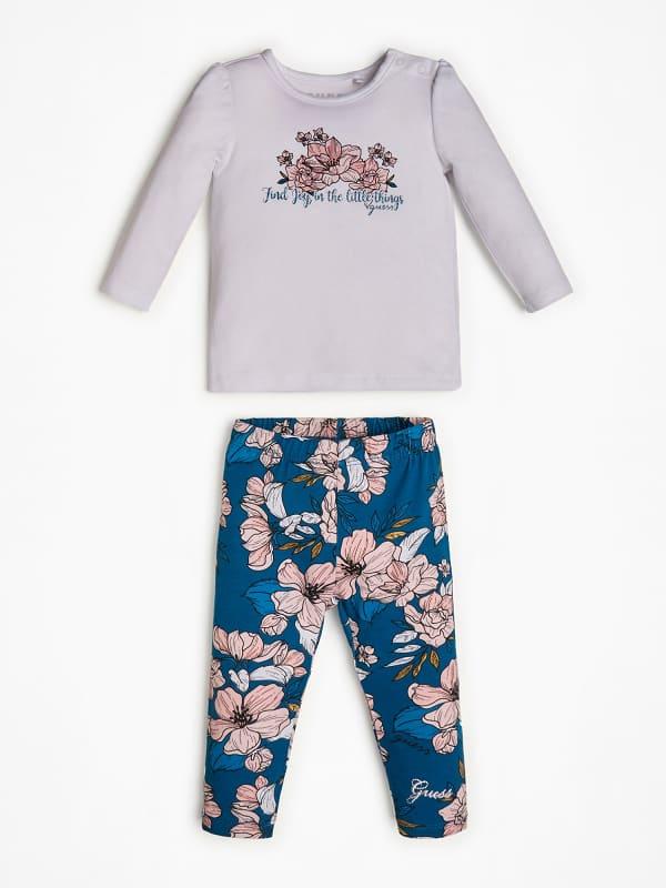 Ensemble T-Shirt / Legging Imprime