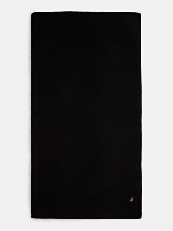 Écharpe plaque logo