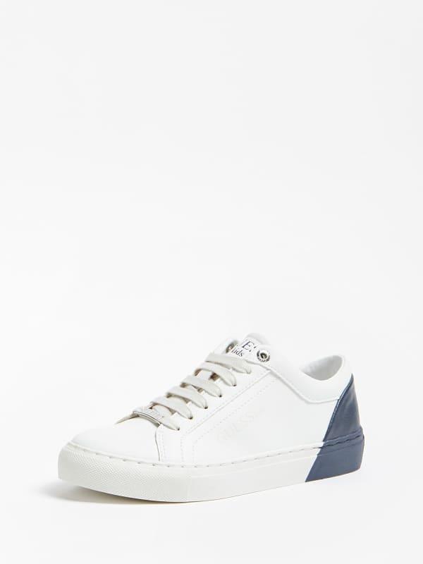 Sneaker luiss bande contrastante 27 34
