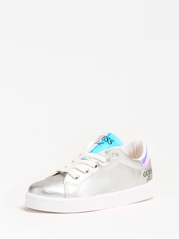 Guess Lucy Logo Sneaker (27-34)