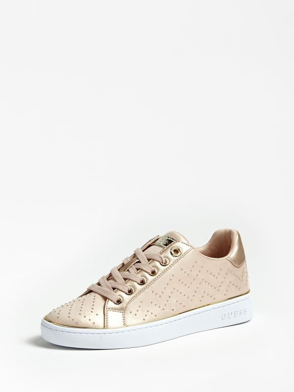 Sneaker Bikram Mikro-Nieten | Schuhe > Sneaker > Sneaker | Guess