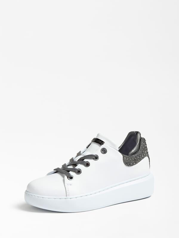 Sneaker Braylin Cuir Veritable