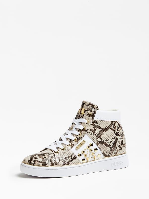 Sneaker montante bekann python