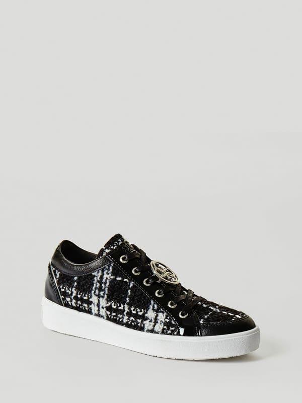 Sneaker Glinna Tartan