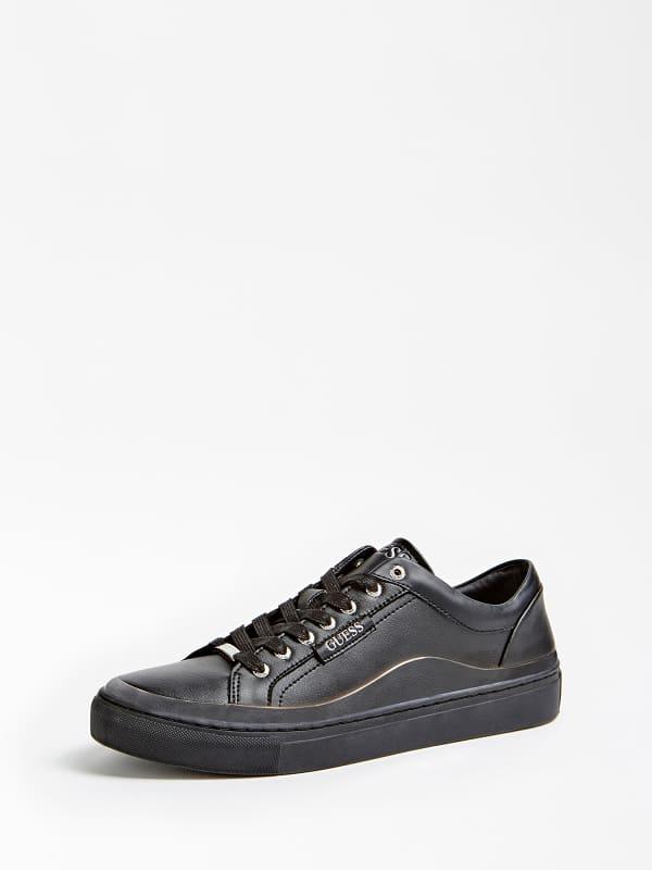 Sneaker Larry Cuir Veritable