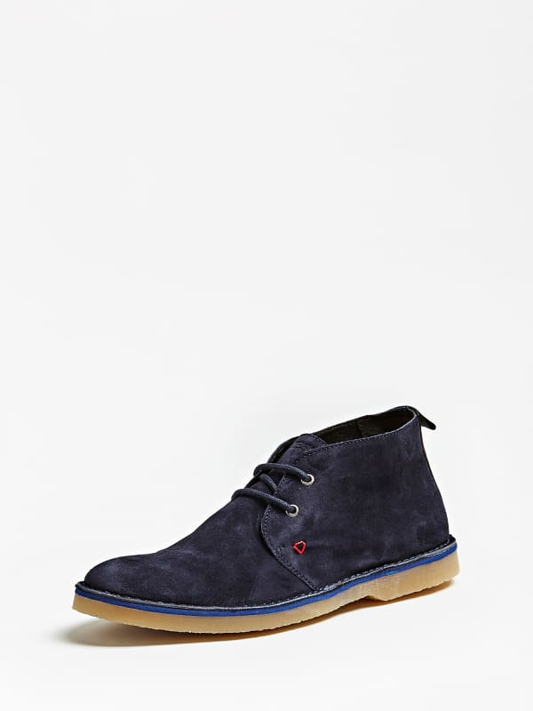 Chaussure A Lacets New Alex Cuir