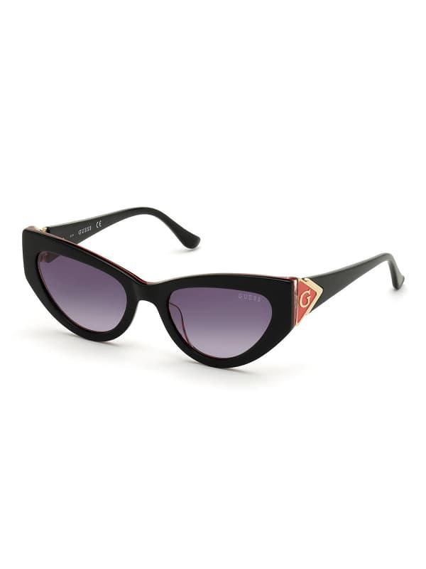 GUESS Sonnenbrille Cat-Eye-Modell