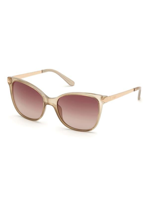 Sonnenbrille Quadratisches Modell | Accessoires | Guess