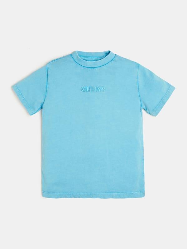T-Shirt Oversize | Bekleidung > Shirts > T-Shirts | Guess