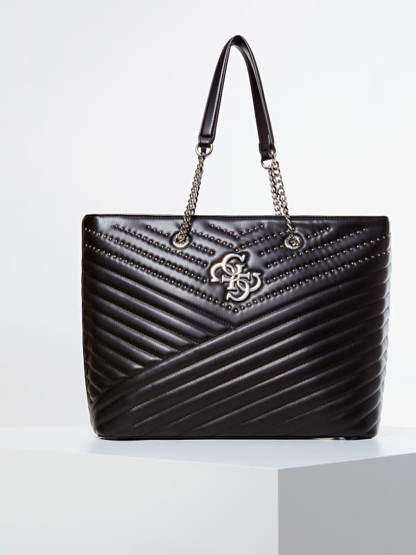 Shopper Corinne 4G-Logo   Taschen > Handtaschen > Shopper   Guess