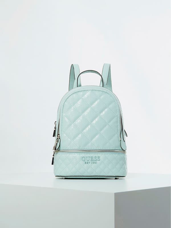 GUESS Rucksack Queenie 4G-Logoprint