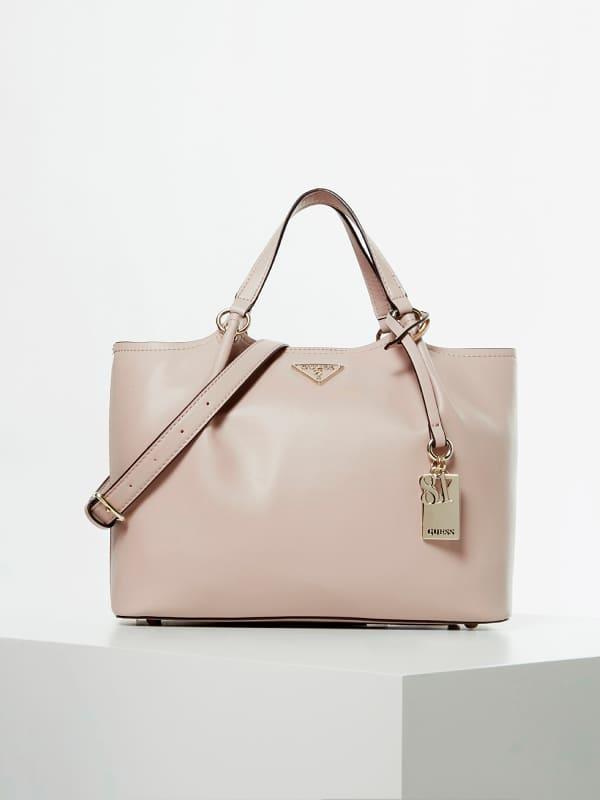 Henkeltasche Tangey Schulterriemen | Taschen > Handtaschen > Henkeltaschen | Guess
