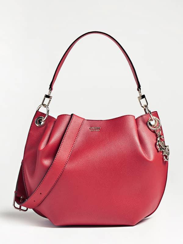 Beuteltasche Digital   Taschen > Handtaschen > Beuteltaschen   Guess