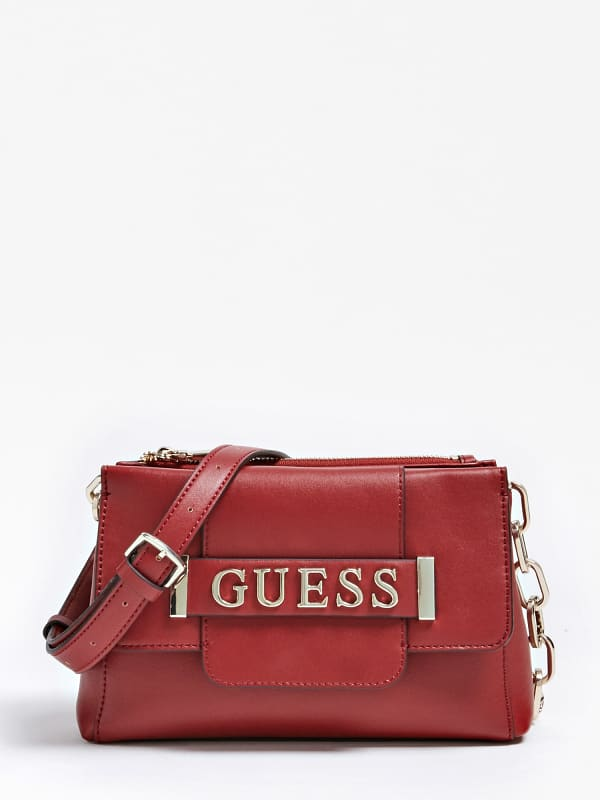 Umhängetasche Kerrigan Logo | Taschen > Handtaschen > Umhängetaschen | Guess