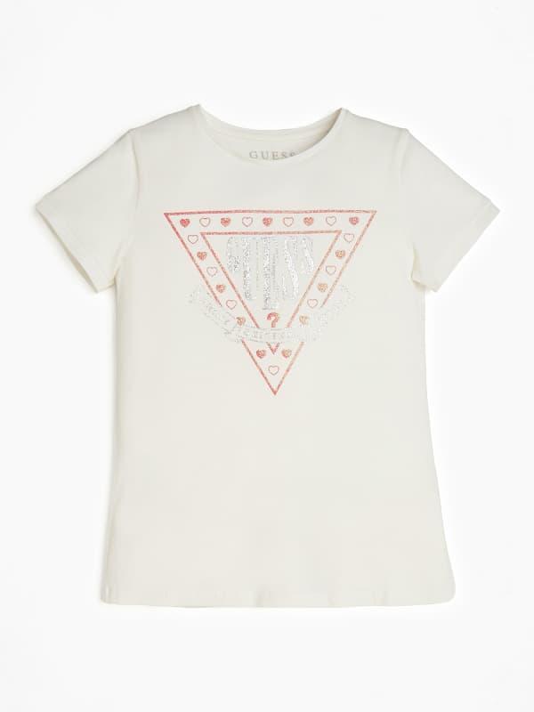 T shirt logo sur le devant