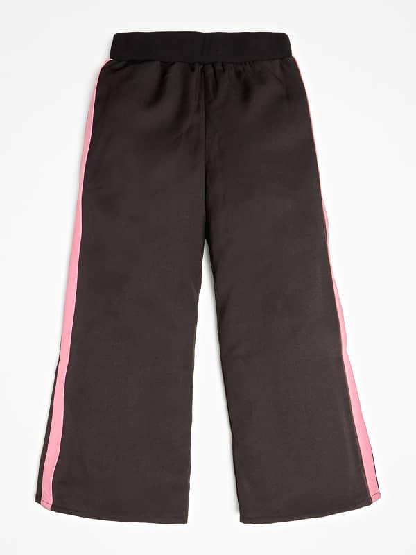 Weite Hose Mit Seitlichen Streifen | Bekleidung > Hosen > Weite Hosen | Guess