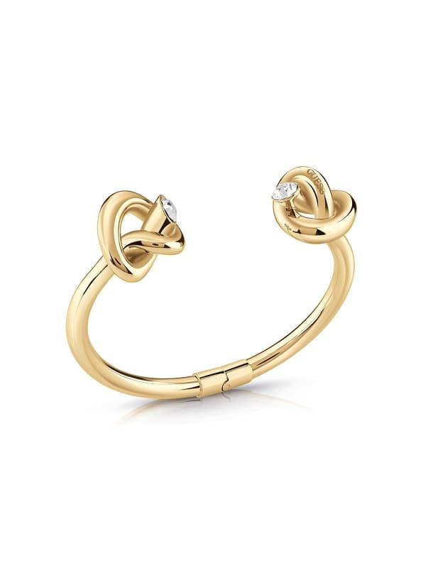 Image of Bracciale Rigido Guess Knot Nodi
