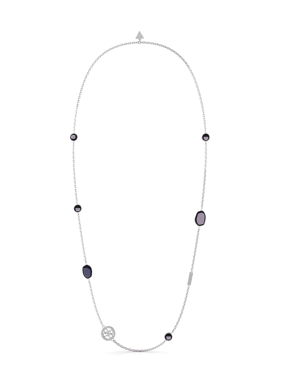 Image of Collana Color Glam Pietre Multicolor