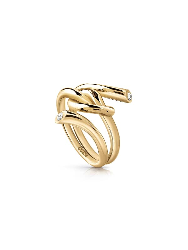 Bague Guess Knot Noeud