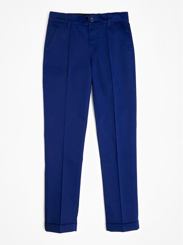 Pantalon modele chino